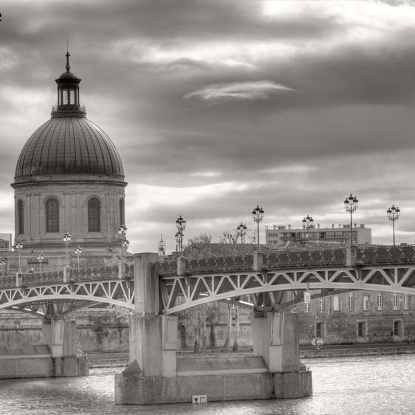 Toulouse - Le dôme de la Grave